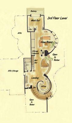 Custom House Plan Deja Vu -