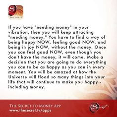 Is this a thought that you hold? I have no money to give, but when I have money then I will give. If it is, you will never have money. The fastest way to attract anything is to give it to another, so if it is money you want to attract, then give it. Manifestation Law Of Attraction, Secret Law Of Attraction, Law Of Attraction Quotes, Money Affirmations, Positive Affirmations, Positive Thoughts, Positive Quotes, Secret Quotes, Think And Grow Rich