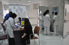 9 Best University Hospital Sharjah celebrates National