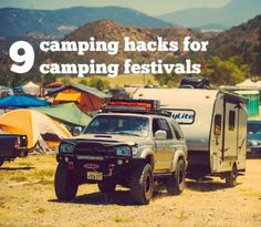 Being so close to one another, things can get fun, freaky, and crazy right away. So, in order to keep some things under control, we've put together 9 festival camping hacks for your next festival camping adventure. Although this post is about Dirtybird CO specifically, you can use these tips for pretty much anywhere!