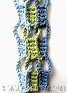 Wave Stitch de Alessia Scrap y Artesanía