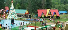 val david santa village - north of mtrl Santa's Village, Destinations, The Fam, Summer Activities, Dolores Park, Fair Grounds, David, Vacation, Fun