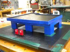 Toy Garagem - por bj383ss @ LumberJocks.com ~ comunidade de tratamento de madeira