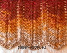 Vzor č. 132 – Kaleidoskop vzorů pro ruční pletení Hand Knitting, Crochet, Patterns, Life, Fashion, Block Prints, Moda, Fashion Styles, Ganchillo