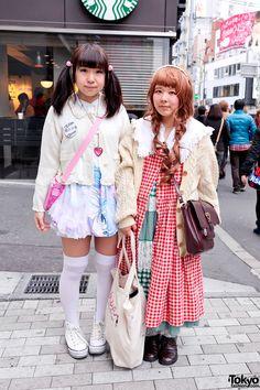 Harajuku Clothing | Japanese Harajuku Fashion Trends for Teen Girls 2013 - Fashion News ...
