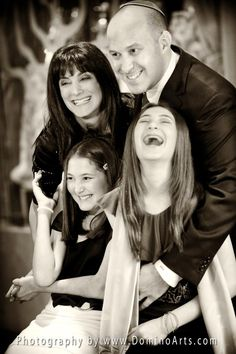 #Bat #Mitzvah Picture by #DominoArts #Photography (www.DominoArts.com)
