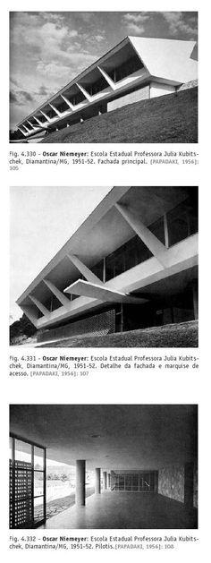 #ClippedOnIssuu from Concreto Armado, Arquitetura Moderna, Escola Carioca | Levantamentos e Notas