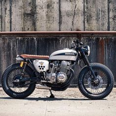OVERBOLD MOTOR CO. — Photo courtesy of @branew :: Bike - Honda CB750...