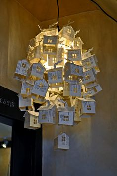 Another Paper House Light