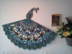 My Peacock wall Art