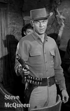 Steve McQueen | Wanted: Dead or Alive | 1958 | as Josh Randall
