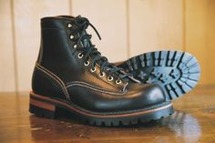 Lone Wolf Logger Boot