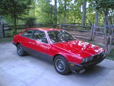 Maserati Biturbo E (1983-1987)