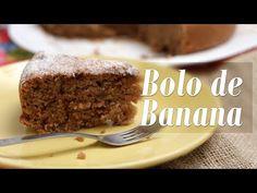 Como fazer Bolo de Banana - YouTube