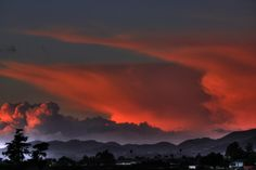 Sunset in Nipomo