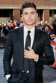 """Zac Efron attends the """"The Paperboy"""" premiere during the 2012 Toronto International Film Festival on September 14, 2012 in Toronto, Canada."""