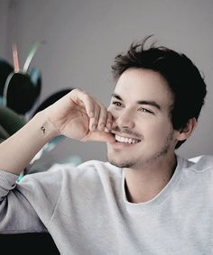 Tyler Blackburn photographed by Claire Leahy