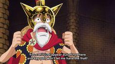 One Piece Episode 738 Monkey D Luffy & Sabo