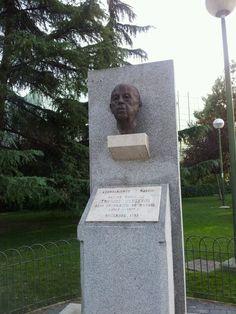 Enrique Herreros. Parque Enrique Herreros