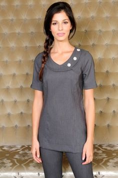 Grey Salon uniforms - lauren grey