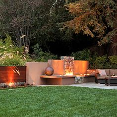 38 ideas for firepits | Gather around a firepit wall  | Sunset.com