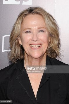 Catherine O'Hara attends Pop season two sneak peek of 'Schitt's Creek' during the 11th Annual New York Television Festival at SVA Theatre on October...