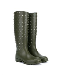 SAINT LAURENT Crystal Embellished Festival Boots. #saintlaurent #shoes #boots