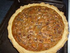 Paula Deen's Chocolate Pecan Pie