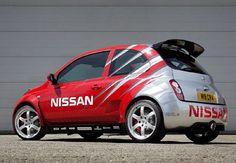 Nissan Micra  Nismo 350SR