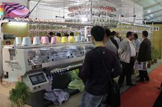 The Indian textile industry has the capacity to produce a wide variety of products suitable to different market segments, both within India and across the world.