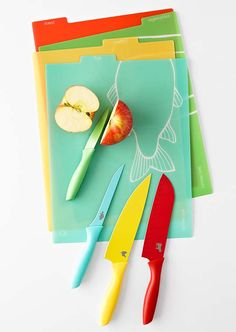 Martha Stewart Collection Color Coded Cutlery, Set Of 4. Created For  Macyu0027s. Kitchen ToolsKitchen ...
