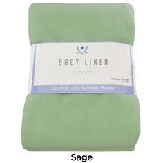 Gentility™ Polar Fleece Massage Table Blanket