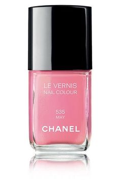 chanel nail polishes are my faveee