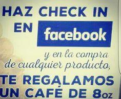 En la compra de cualquier producto y etiqueta de tu visita en #facebook recibe de regalo un #café #delichurros #pericoapa #coapa #bazarpericoapa