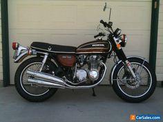 1976 Honda CB550K #honda #cb550k #forsale #canada