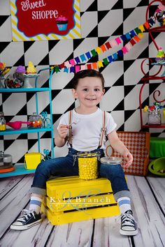 Need a unique, retro and fun kid photo session theme? Think Candy Shoppe! Photographing Kids, Planks, Photo Sessions, Cool Kids, Backdrops, Candy, Retro, Unique, Fun