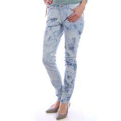 Jeans Hosen Damen hellblau Hose Hüfthose Hüftjeans Röhrenjeans, EUR 38 Neu
