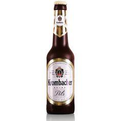 Schoko Bierflasche Krombacher - eine tolle alkoholfreie Alternative