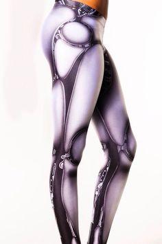 Robot leggings