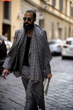 Pitti Uomo SS18 street style | British GQ