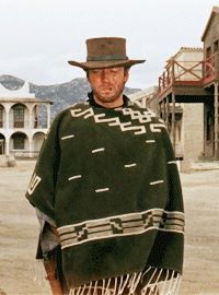 (Source: napalmworld, via bulls-blood) Clint Eastwood, Eastwood Movies, Movie Co, We Movie, Western Film, Western Movies, Cowboy Action Shooting, Sergio Leone, Men Are Men