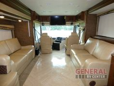 The Spacious 1 1/2 Bathroom And King Bed Layout Brings Home With You On The Road Traveling In The New 2017 Coachmen RV Sportscoach Cross Country RD 404RB Motor Home Class A - Diesel at General RV   Orange Park, FL   #141411