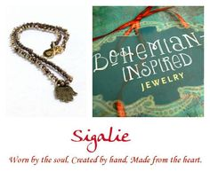 Step into the week in style with Sigalie Jewelry!