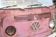 VW Bus... crusty