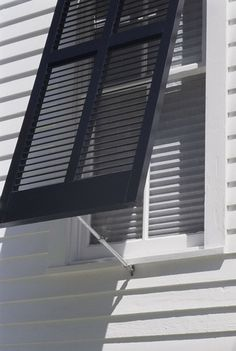 I want shutters like this on the windows of the farm.