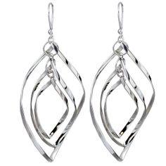 HandPicked: Layered Twist Earrings