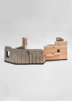 Quick And Easy Landscaping On A Budget - House Garden Landscape Maquette Architecture, Architecture Model Making, Concept Architecture, School Architecture, Landscape Architecture, Architecture Design, Architecture Collage, Architecture Portfolio, Architectural Association