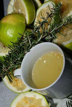 Pollo a limone - Citronkyckling från Sicilien. Sicilianskt recept