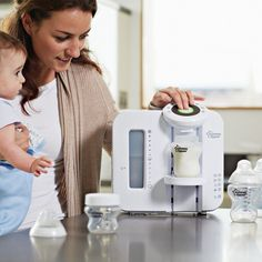 Baby Bottle Maker #TommeeTippee