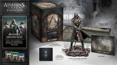 Assassin's Creed Syndicate Will Have Three Collector's Editions, No Steelbook For North America ACCollectorsEdition